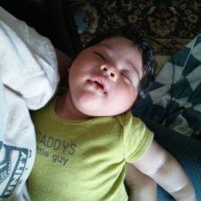 8 Months of Breastfeeding