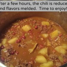 Quick & Easy Homemade Chili