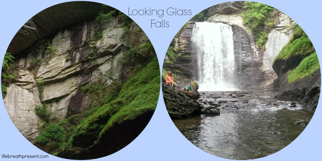 looking glass falls