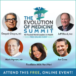 evolution of medicine, speakers, health, wellness