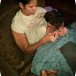 breastfeeding, crochet, family, relax, 31 days of photography