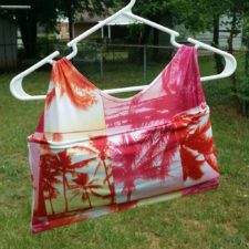 A Quick Sewing Project – Clothespin Bag