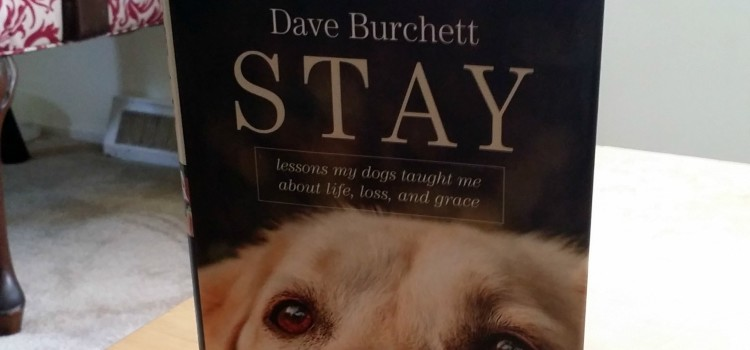 Stay: Lessons My Dogs Taught Me About Life, Loss, and Grace – Book Review