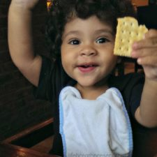 Life Skills with Toddlers: Restaurant Behavior