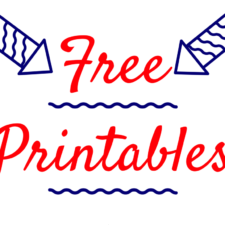 Week Planning + FREE Printables