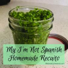 How a Non-Spanish Makes Recaito