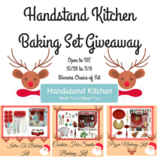 3 Baking Sets from Handstand Kitchen {Giveaway}